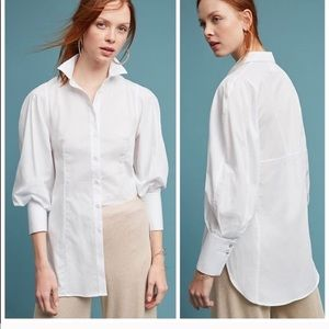 Anthropologie Harriet blouse